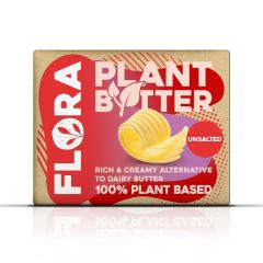 Flora Plant Butter (Unsalted)