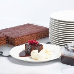 205697C Banqueting Sticky Toffee Pudding (Handmade Shortbread Co)