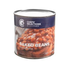 302366S Baked Beans (Chefs Selections)