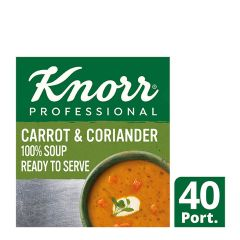 306993C Carrot & Coriander 100% Soup (Knorr)