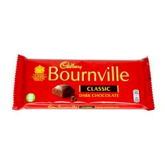 300652S Bournville Dark Chocolate Bar (Cadbury)