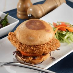 206374C Southern Fried Fish Burger (Pacific West)