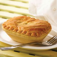 200343C Baked Steak & Kidney Pie (Wrights)