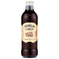 309153C Cola & Kola Nut with Colombian Coffee Bean  (Franklin & Sons