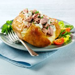 500240C Cooked Chilled Jacket Potatoes 280-320g