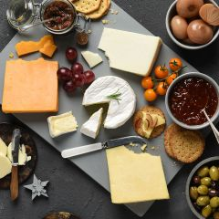 307679C Cheeseboard Selection A (Appleby Creamery)