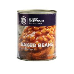 304980S Baked Beans (Chefs Selections)