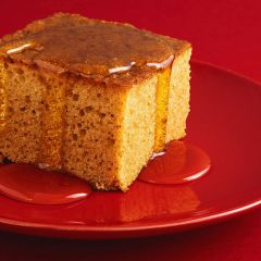 203472C Treacle Pudding with Syrup Sauce (Classic Desserts)