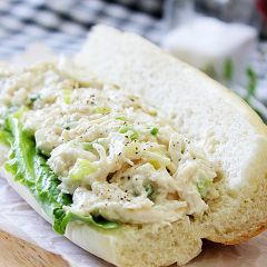 306427C Chicken Mayonnaise Reduced Calorie Filling (pre-order)