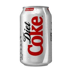 302674C Diet Coke Cans
