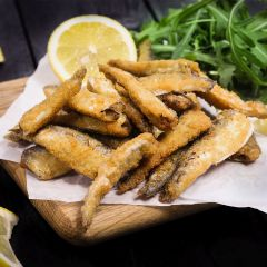 203639C Coated Whitebait (Paramount)