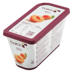 206228S Apricot Fruit Puree (Boiron)