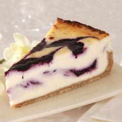 205873C Blueberry & White Chocolate Cheese Brulee (Sweet Street)