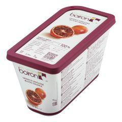 205792S Blood Orange Fruit Puree (Boiron)