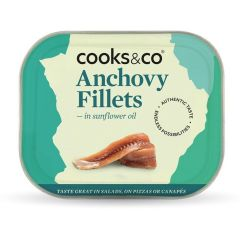 303777S Anchovy Fillets (Cooks & Co)
