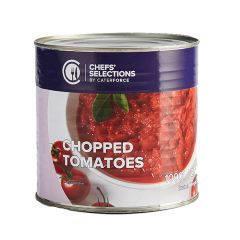304334C Chopped Tomatoes (Chefs Selections)