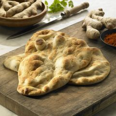 201036C Large Plain Naan Bread (Baked Earth)
