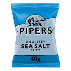 307514C Anglesey Sea Salt Crisps (Pipers)