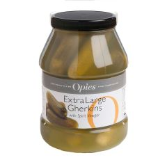 304719C Extra Large Gherkins (Opies)
