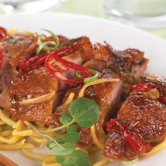 205828S Boneless Half Chinese Roast Duck (Silver Hill)