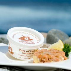 205827S Potted Shrimps in Butter (Port of Lancaster Smokehouse)