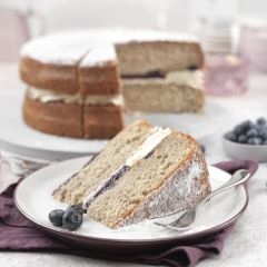206212C Blueberry Muffin Cake (Chefs Selections)