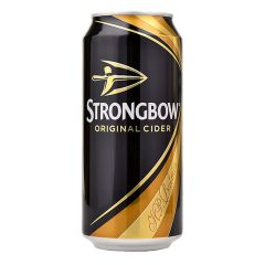 400300C Strongbow Cider Cans