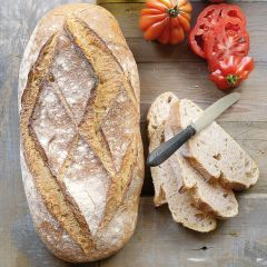 206101C Rustic Sourdough Loaf White (Panesco)