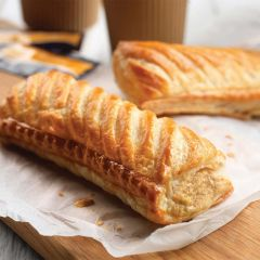 "205693C 6"" Sausage Rolls (Chefs Selections)"