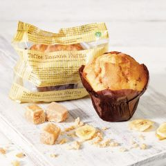 204669C Banana & Toffee Muffins (Chefs Selections)