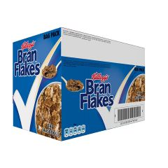 300483C Bran Flakes Bag Packs (Kellogg's)