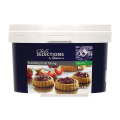300863C Strawberry Pie Filling (Chefs' Selections)