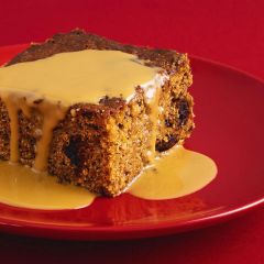 203570C Ginger Pudding with Stem Ginger Sauce (Classic Desserts)