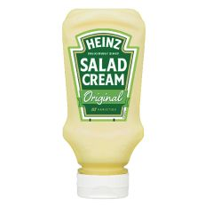 308747S Salad Cream (squeezy bottle) (Heinz)