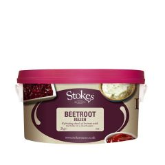 308753C Beetroot Relish (Stokes)