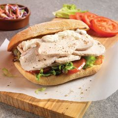 205616C Cooked 5mm Chicken Sliced (Chefs Selections)