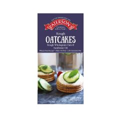 308020C Rough Oatcakes (Paterson's)