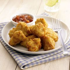 204969C Battered Chicken Fillet Chunks 30g (Sadia)