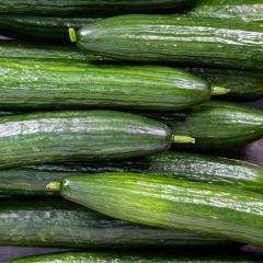 500280C Cucumbers (box) (fresh)