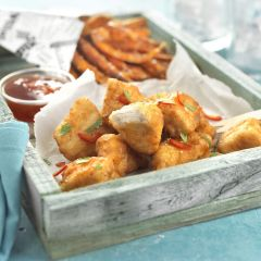 202025C Battered Chicken Bites (Chefs Selections)