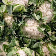 500283C Cauliflowers (box) (fresh)