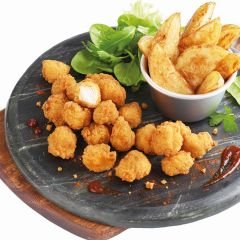 203615S Southern Fried Poppin Chicken (Sadia)
