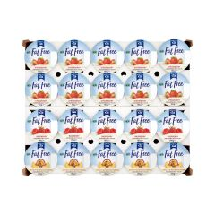 309047C Golden Acre Fat Free Assorted Yoghurts