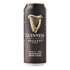 400310S Guinness Draught Cans