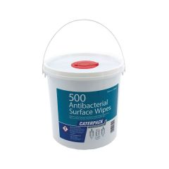 309722C Antibacterial Surface Wipes (Caterpack)