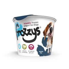 206415C Blueberry Frozen Yoghurt for Dogs (Frozzys)