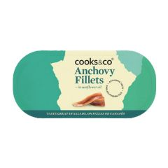 301169S Anchovy Fillets (Cooks & Co)
