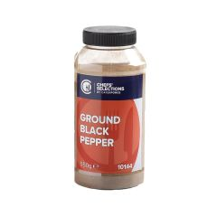 308149S Ground Black Pepper (Chefs Selections)