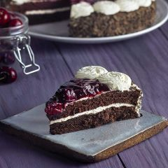 202129C Black Forest Gateau (Chefs Selections)