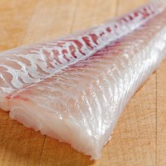206489C Frozen at Sea Cod Fillet 227-454g (Ice Fresh Seafood)